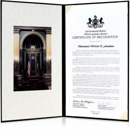 국제위러브유 필라델피아 지부는 2019년 3월 19일 미국 펜실베이니아 주의회로부터 표창을 받음.