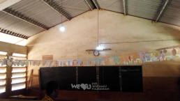 베냉 쟁비에 팡지 초등학교에 국제위러브유운동본부가 태양열 전기시설 및 학용품, 응급의약품을 9월부터 11월까지 지원하여 학교측은 감사장을 수여.