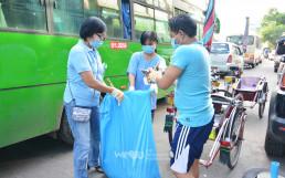 위러브유 미얀마 지부는 교육환경개선, 정수시설 및 교육용품 지원에 이어 미얀마 양곤에 위치한 탓마인 거리 2킬로미터를 활보하며 환경정화 캠페인 클린월드운동을 실시