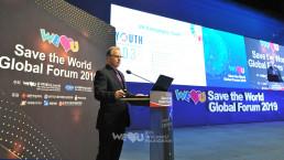 2019 세이브더월드 국제포럼 기조연설자 피터 도킨스 (UN DGC 웹디지털본부 최고책임자)