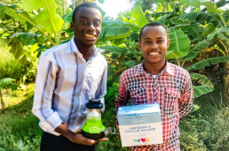 국제위러브유(회장 장길자)의 브라이트 아이티 프로젝트는 2018년 5월 31일부터 실시해 학생들의 학업뿐만 아니라 가정과 지역사회에까지 긍정적인 영향을 미침.