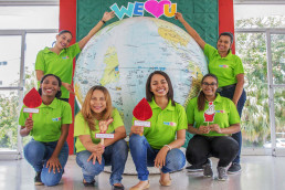 En celebración del Día Mundial del Donante de Sangre 2019, la Fundación Internacional WeLoveU practicó el compartir la vida a escala mundial en 198 regiones de 50 países a través de Campañas de Donación de Sangre, que fueron iniciadas por la Presidenta Zahng Gil-jah.