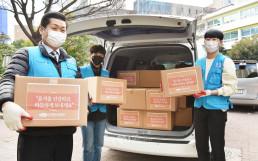 부산광역시 수영구 식료품 및 난방 지원